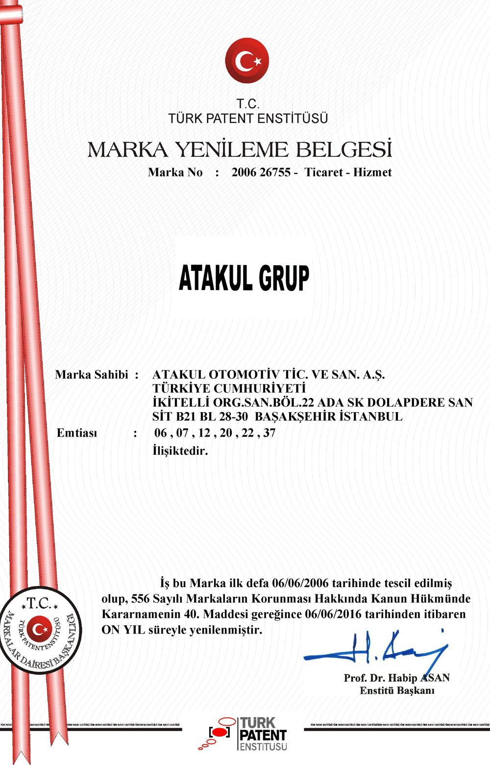 ATAKUL GROUP