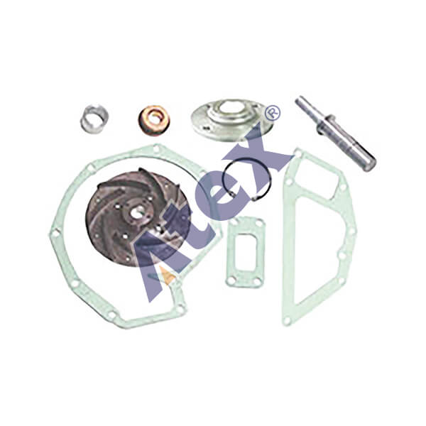 03-00225  Reapair Kit, Water Pump (Without Bearing)