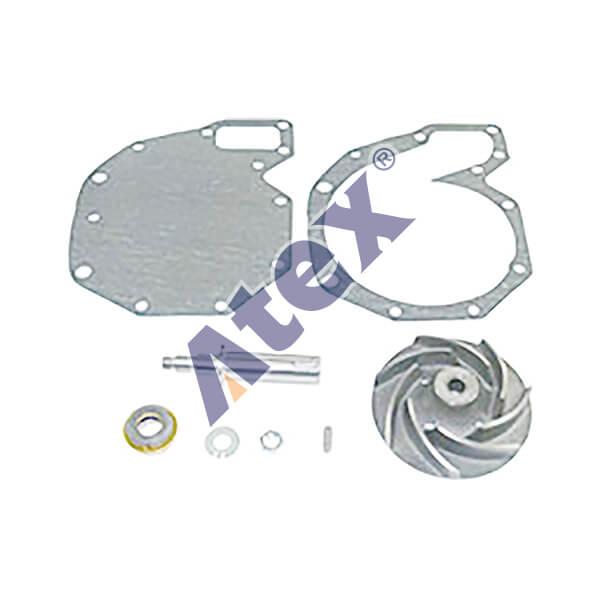 03-00262  Reapair Kit, Water Pump (Without Bearing)