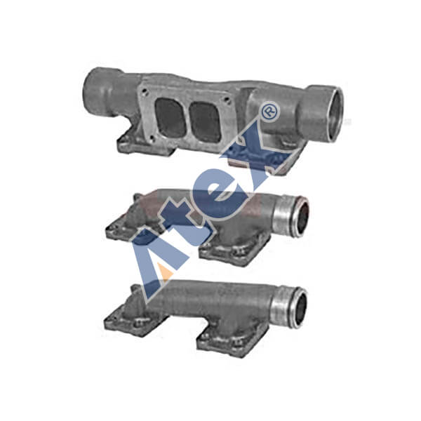 12-47520 1547520 Exhaust Manifolt Complete 1547520 *1 1547521 *2
