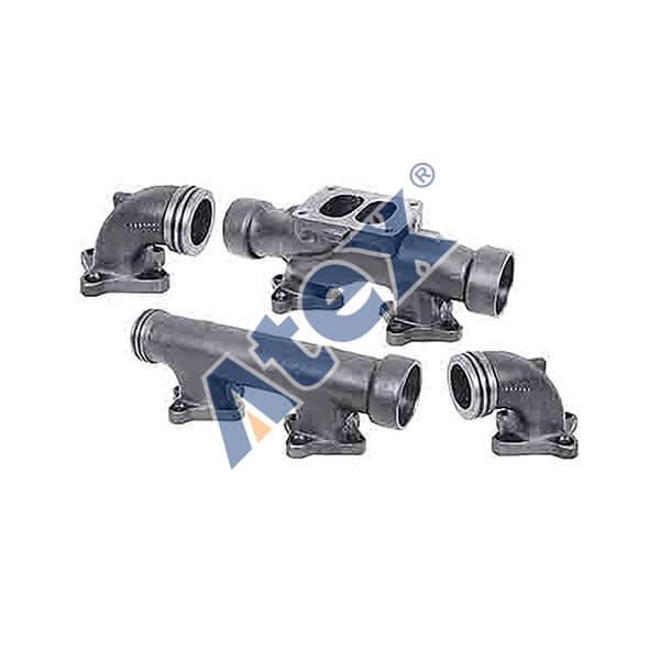 12-78662  Exhaust Manifolt Complete  (478662 *1 470418 *1 470416 *1)
