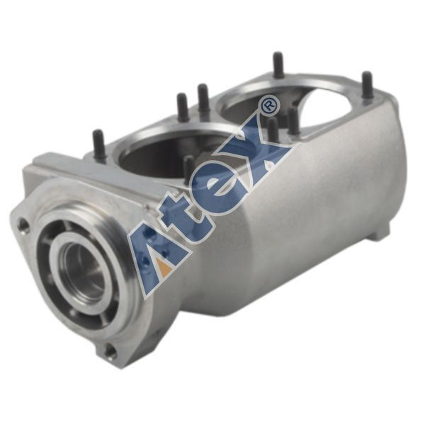 127-17011 01.1071 Crankcase, Compressor