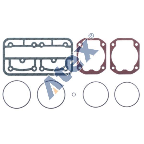 127-19120 269.01.2100 Compressor Gasket Kit