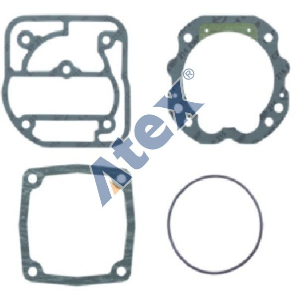 127-20360 341.01.2100 Compressor Gasket Kit