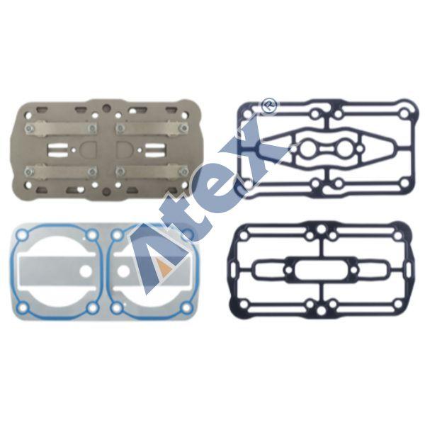 127-46033 51541246033 Plate Kit, compressor