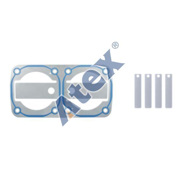127-51410 484.01.2200 Valve Set, Compressor