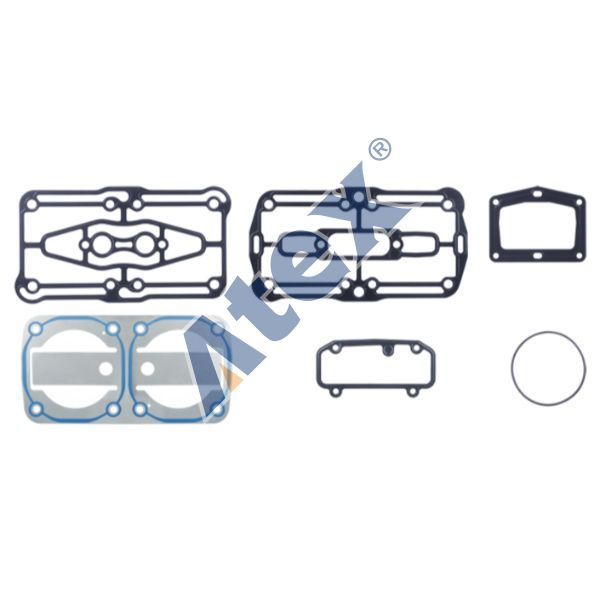 127-51420 484.01.2100 Compressor Gasket Kit