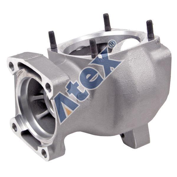 127-55210 01.255 Crankcase, Compressor