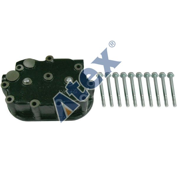 170-006189 14-28600 Complete Cylinder Head