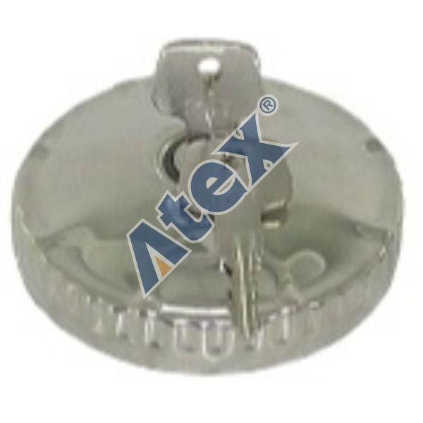 210-039595 308710 Filler Cap, Fuel Tank (With Lock) Ø60mm