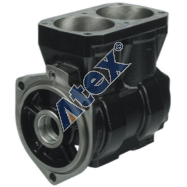 224-24100 01.1012 Crankcase, Compressor