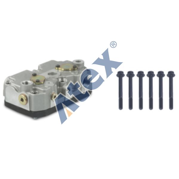224-24200  CYLINDER HEAD COMPRESSOR, WITH PLATE KIT