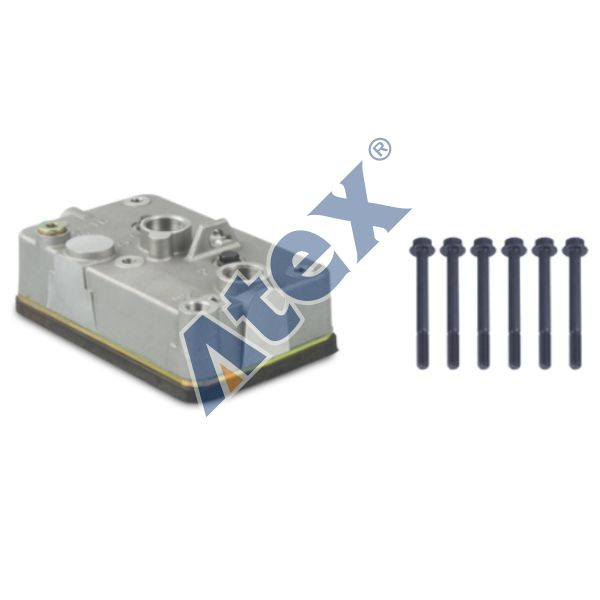 224-29004 410.01.1210 Cylinder Head, Compressor (Plate Included)