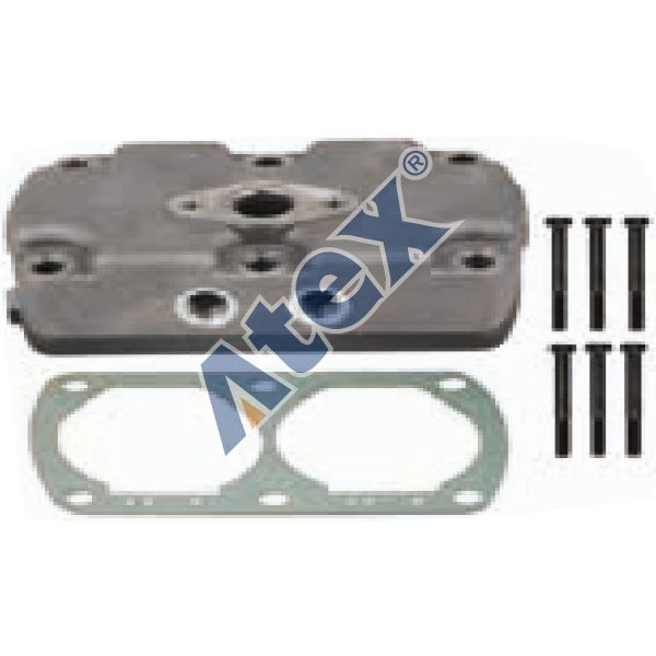 224-35741 RK.01.353 Cylinder Head,