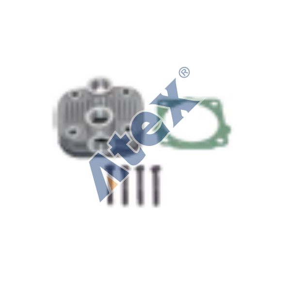 224-38700  Cylinder Head (Plate Included) (I771060051