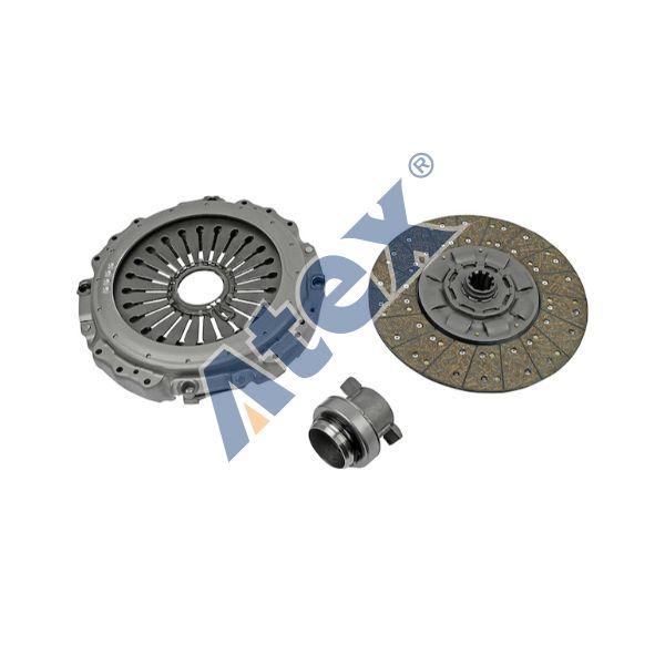 360-180419 3400 700 466 Clutch Kit, 395mm