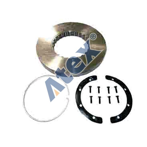 460-025444 5001864498 Brake Disc, Front And Rear