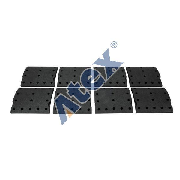 460-025543 5001868089 Brake lining Kit