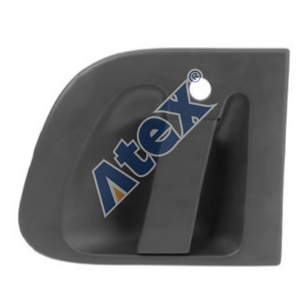 490-030684 1407256 Handle, LH(with lock and key)