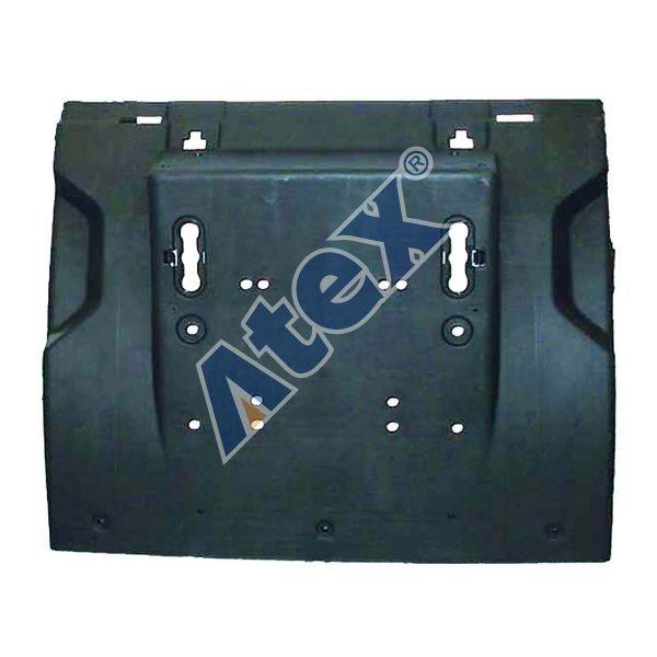 490-072639 21094391 Rear Fender, Mudguard