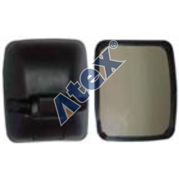 490-073070 699854 Glass, Heated