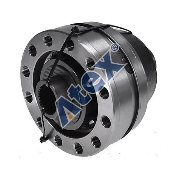 560-45855 5010545855 Diff. Housing Drive Gear Kit, (Half Shells)