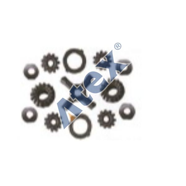 560-65510 5001865510 Diff. Drive Gear Kit
