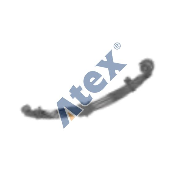 570-25103 7420725103 Leaf Springs Assembly Front Suspension