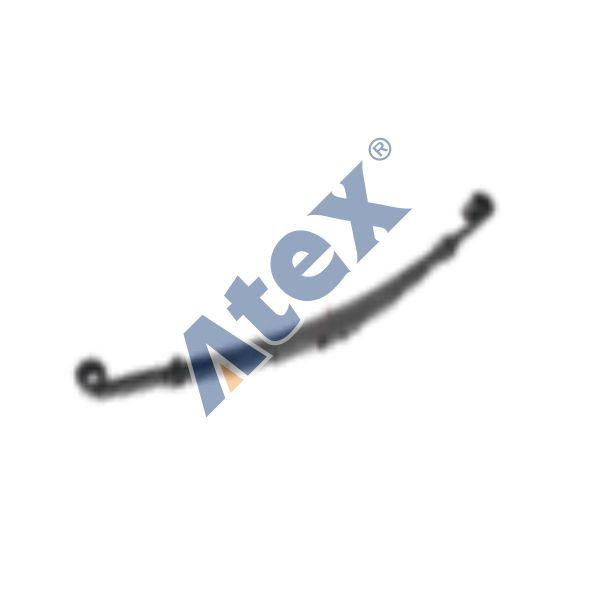 570-25870 7482225870 Leaf Springs Assembly Front Suspension