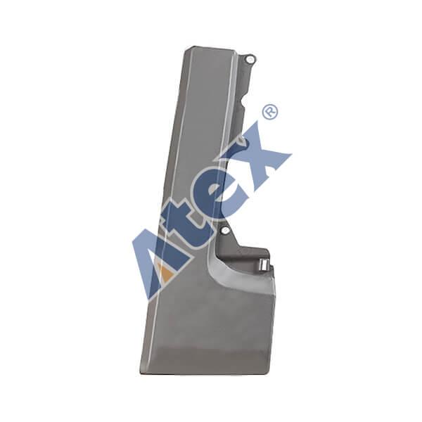 595-21554 7421321554 Bumper Section, Grey  (RH)