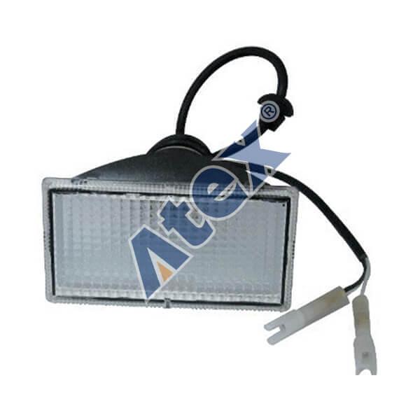 633-44064 8144064 Position Lamp, (White)