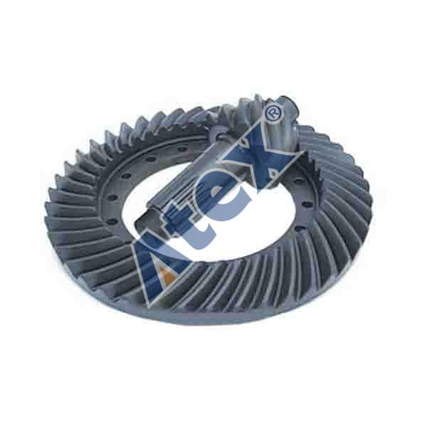 666-24908 1524908 Crown Wheel & Pinion